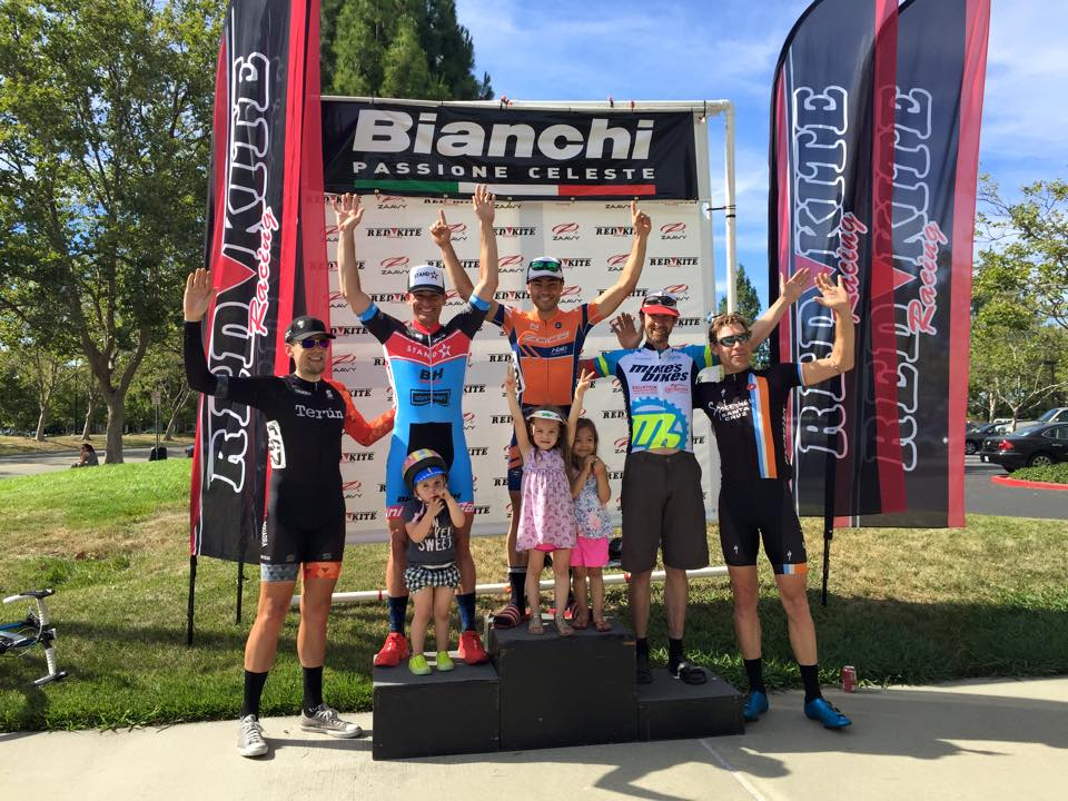 Scott bromstead earned 3rd, with breakmate john funke (6th place) standing in on podium duty