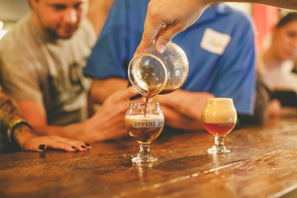 """""""Uppers & Downers"""" event in Pasadena"""
