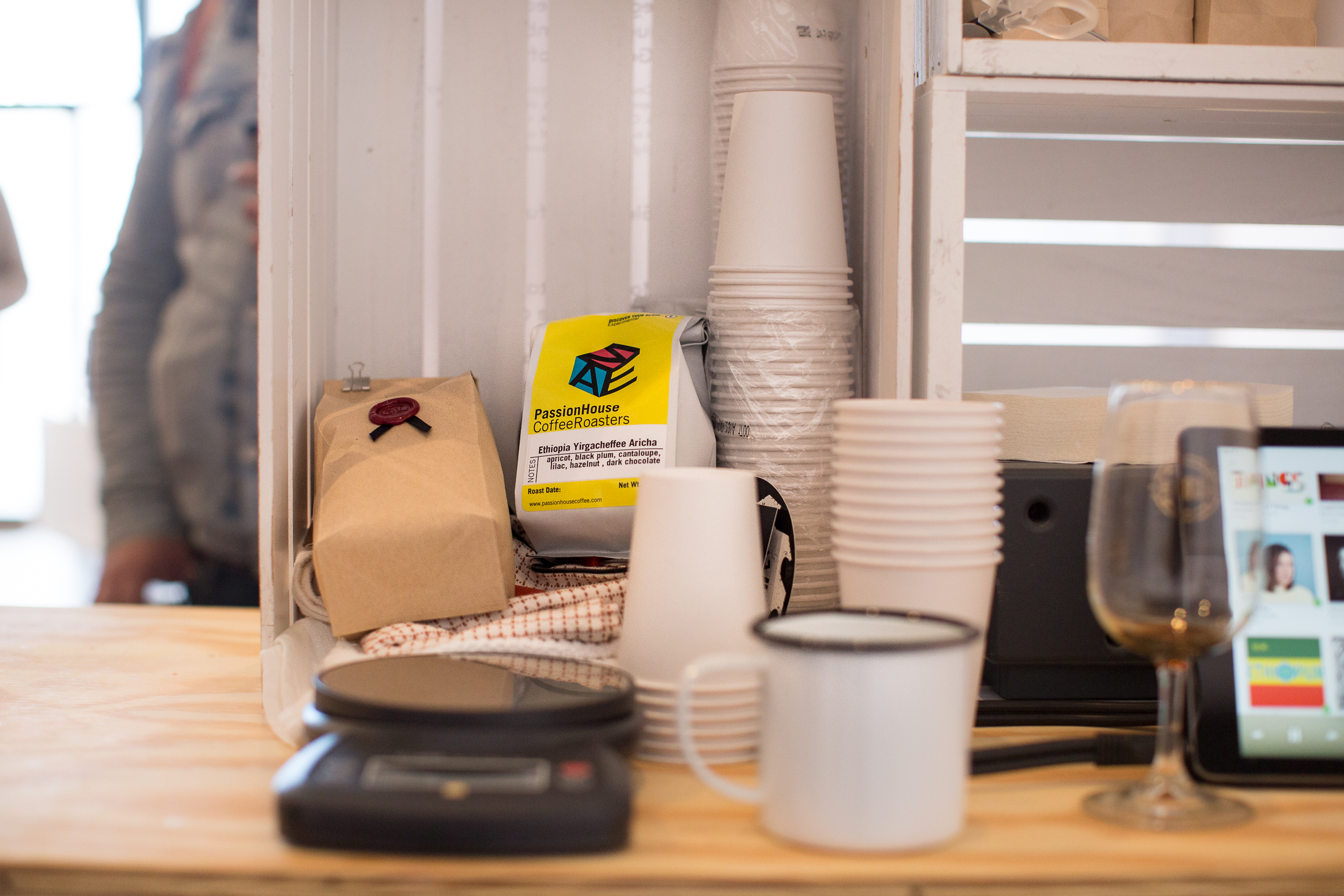 Gaslight Coffee, Passion House Coffee