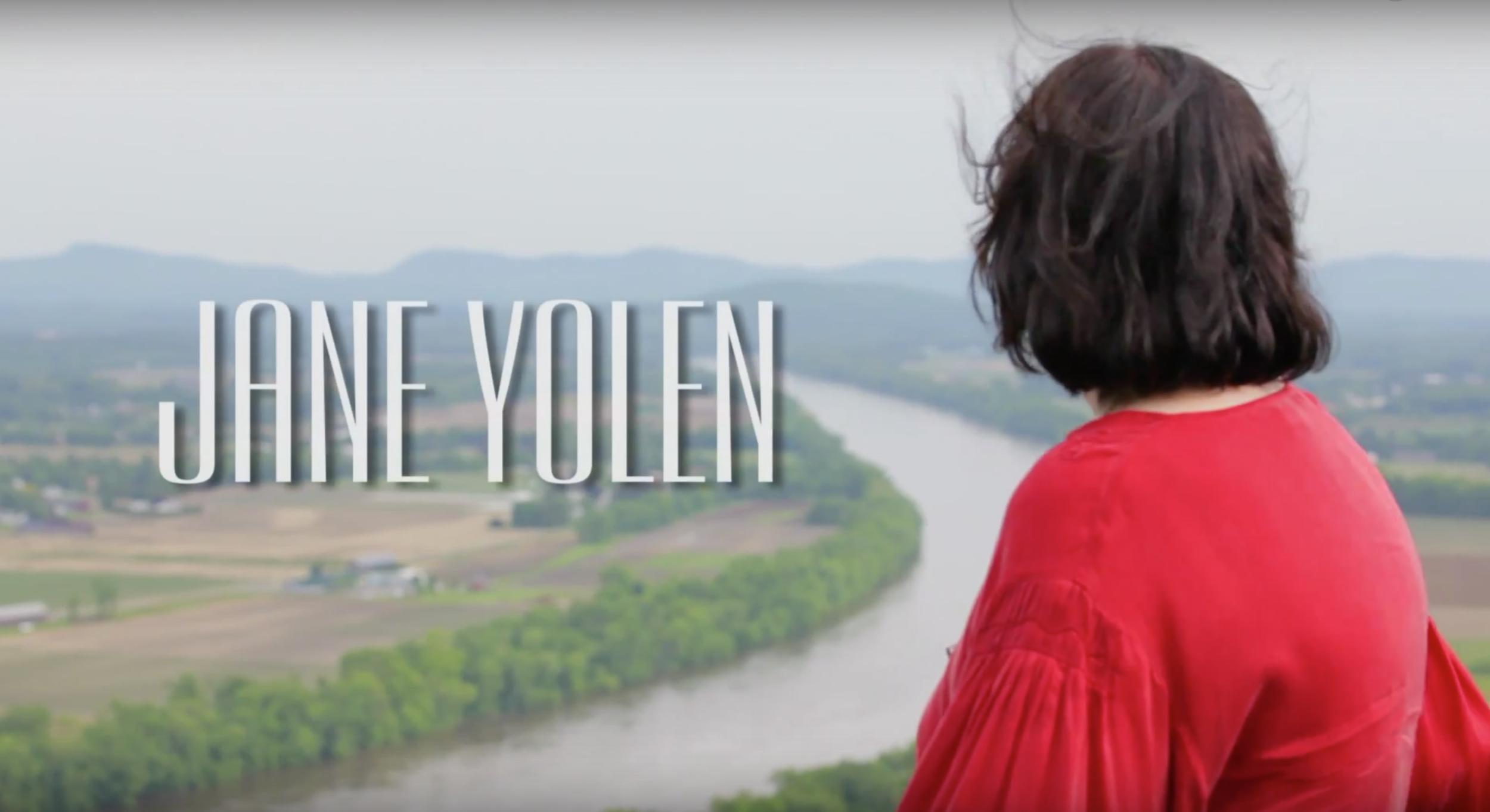 Open Road Integrated Media;  Meet Jane Yolen ; director, producer, editor