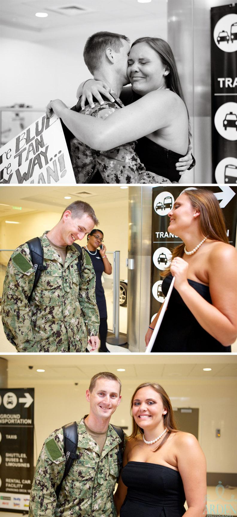 Arden Photography _ Mo Davis _ Soldier Homecoming _ 2014_ Birmingham Photographer