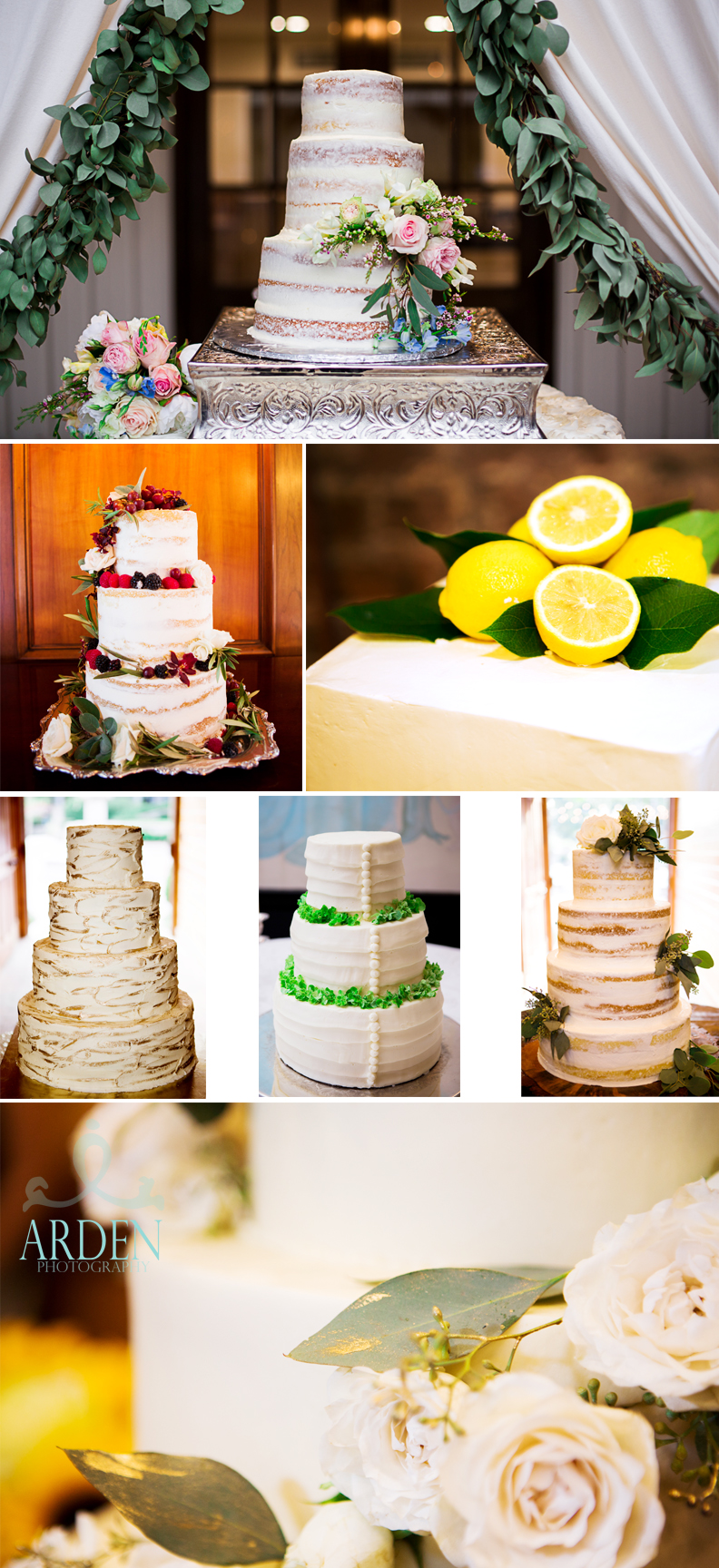 I think 2017's most popular cake was the deconstructed cake! What do you think?