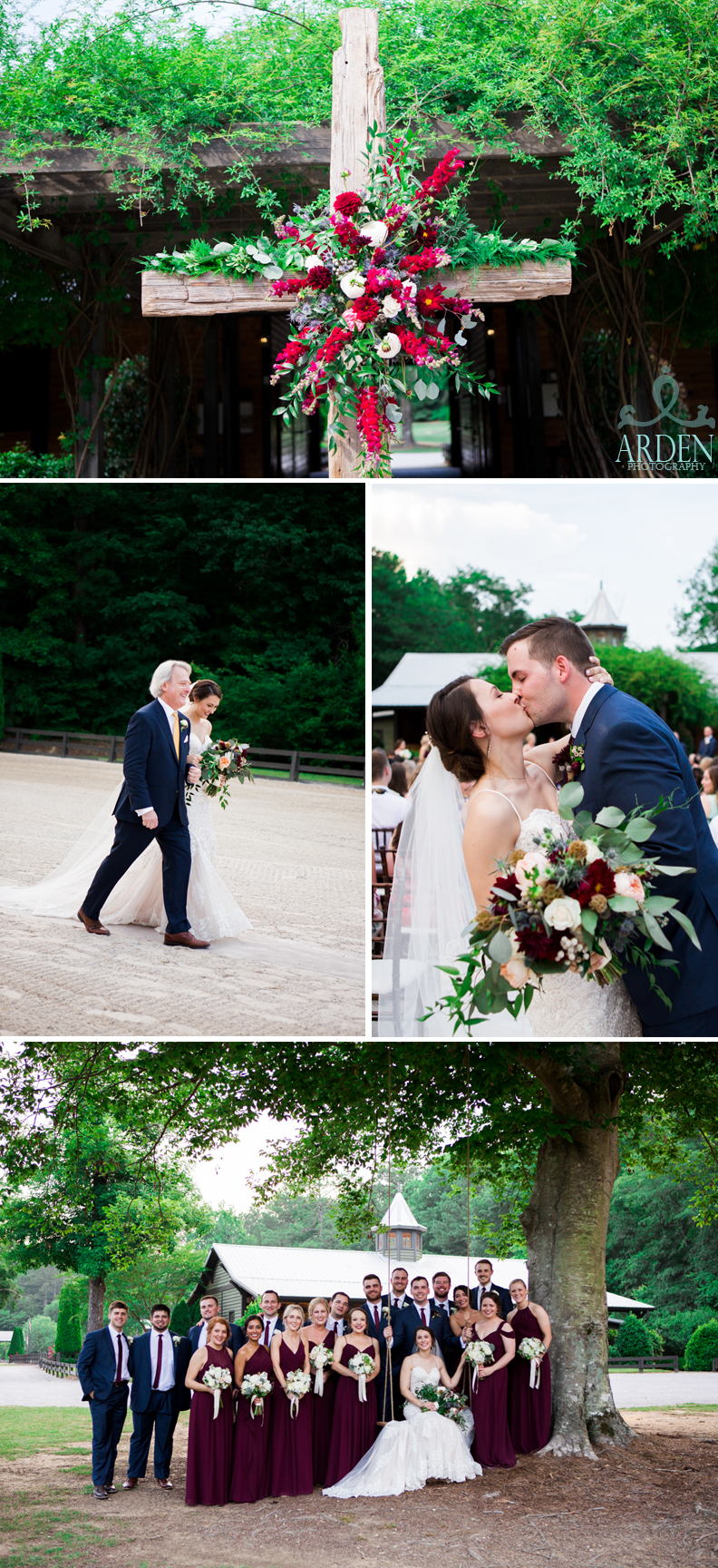 Before, during, and after the ceremony. What's your favorite ceremony moment?