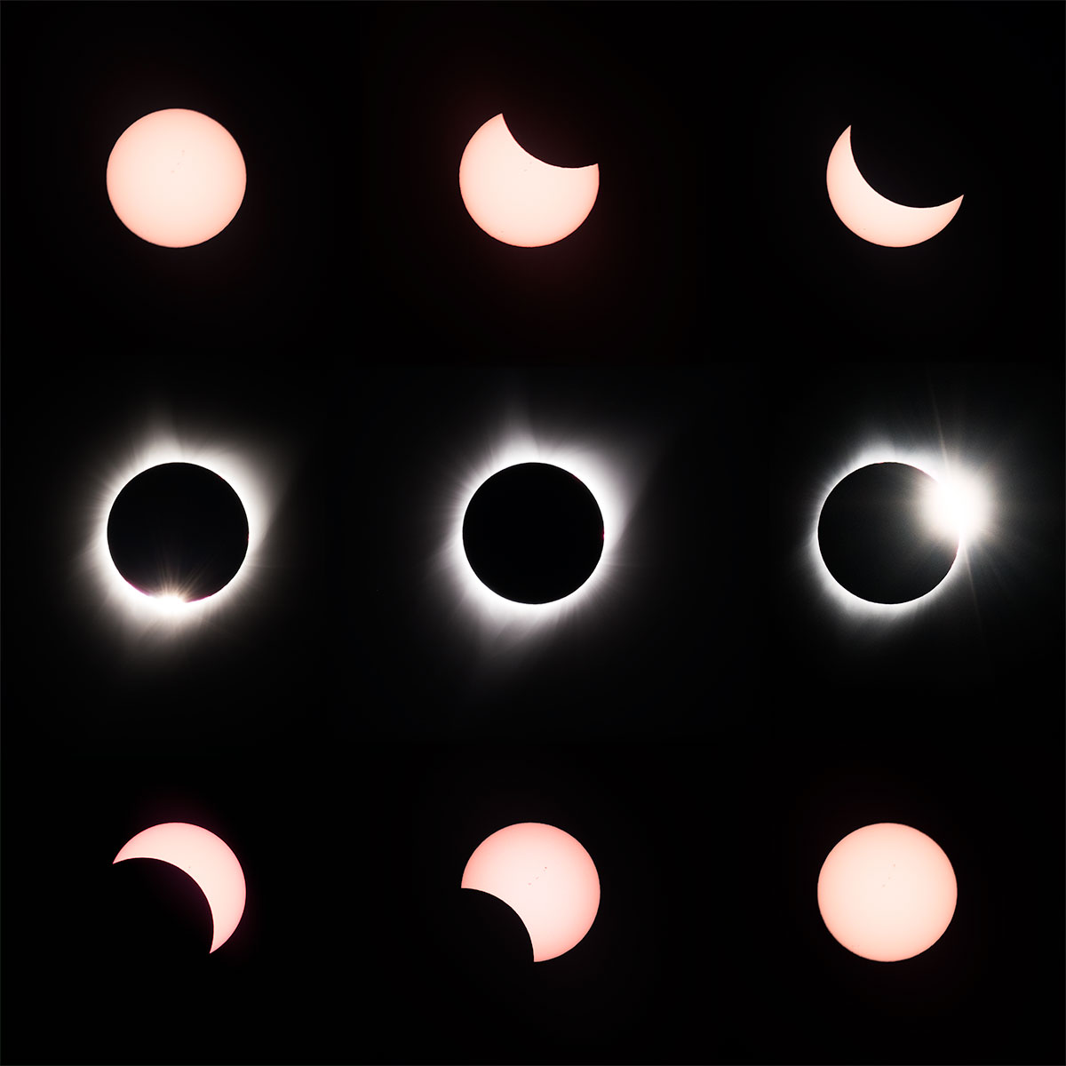 Eclipse, Corvallis, OR, 2017