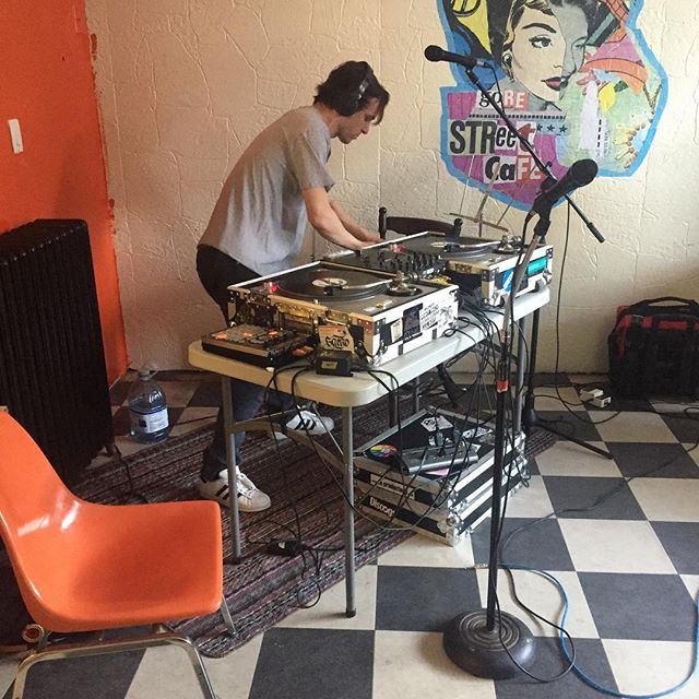 @djseith @gorestreetcafe