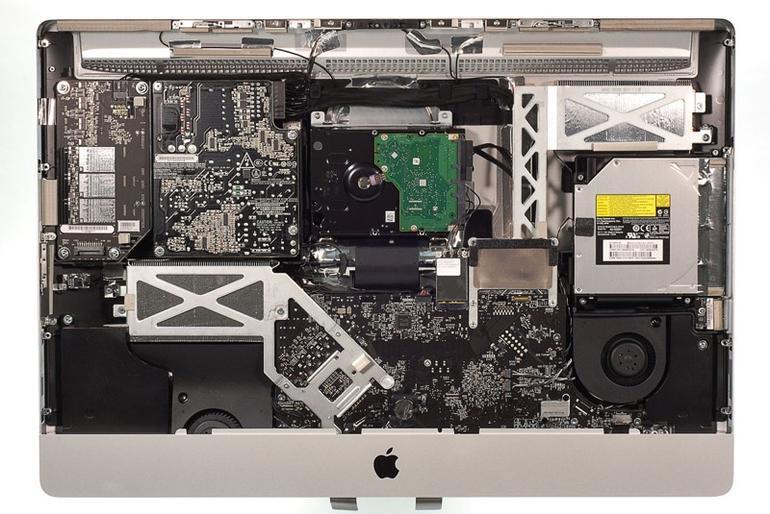 iMac upgrades