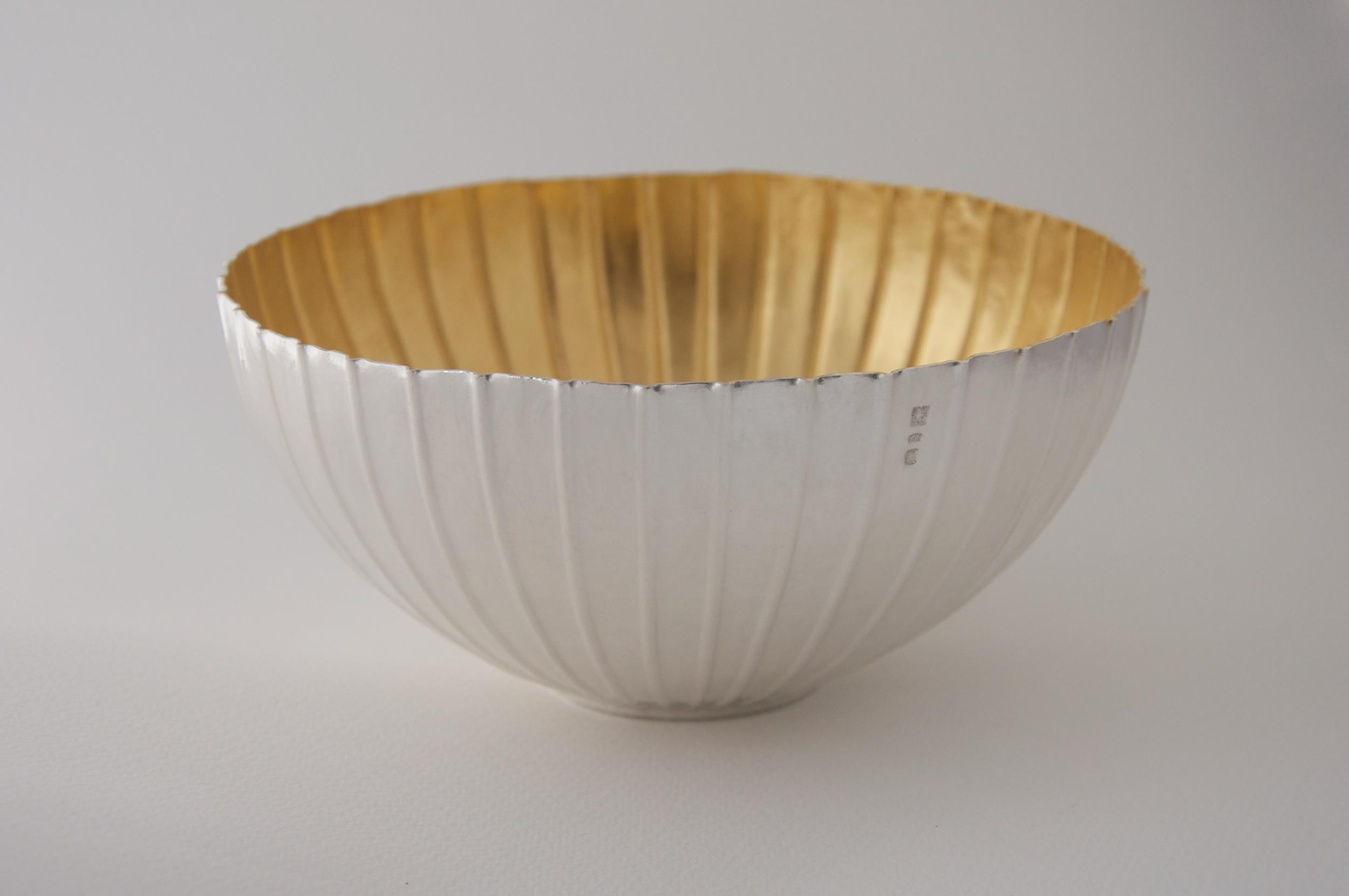Britannia Silver Bowl