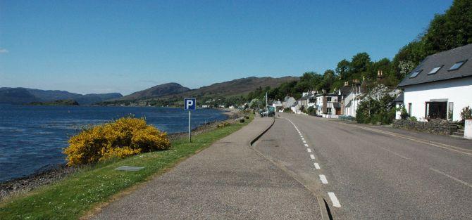 Visit Lochcarron