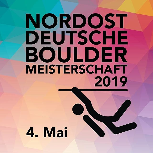 THIS SATURDAY you should be there. 🔸 When the strongest athletes in the region compete for the title of the North East German Champion. 🔸 Be there and don't miss the final at 15:15 - 17:15.