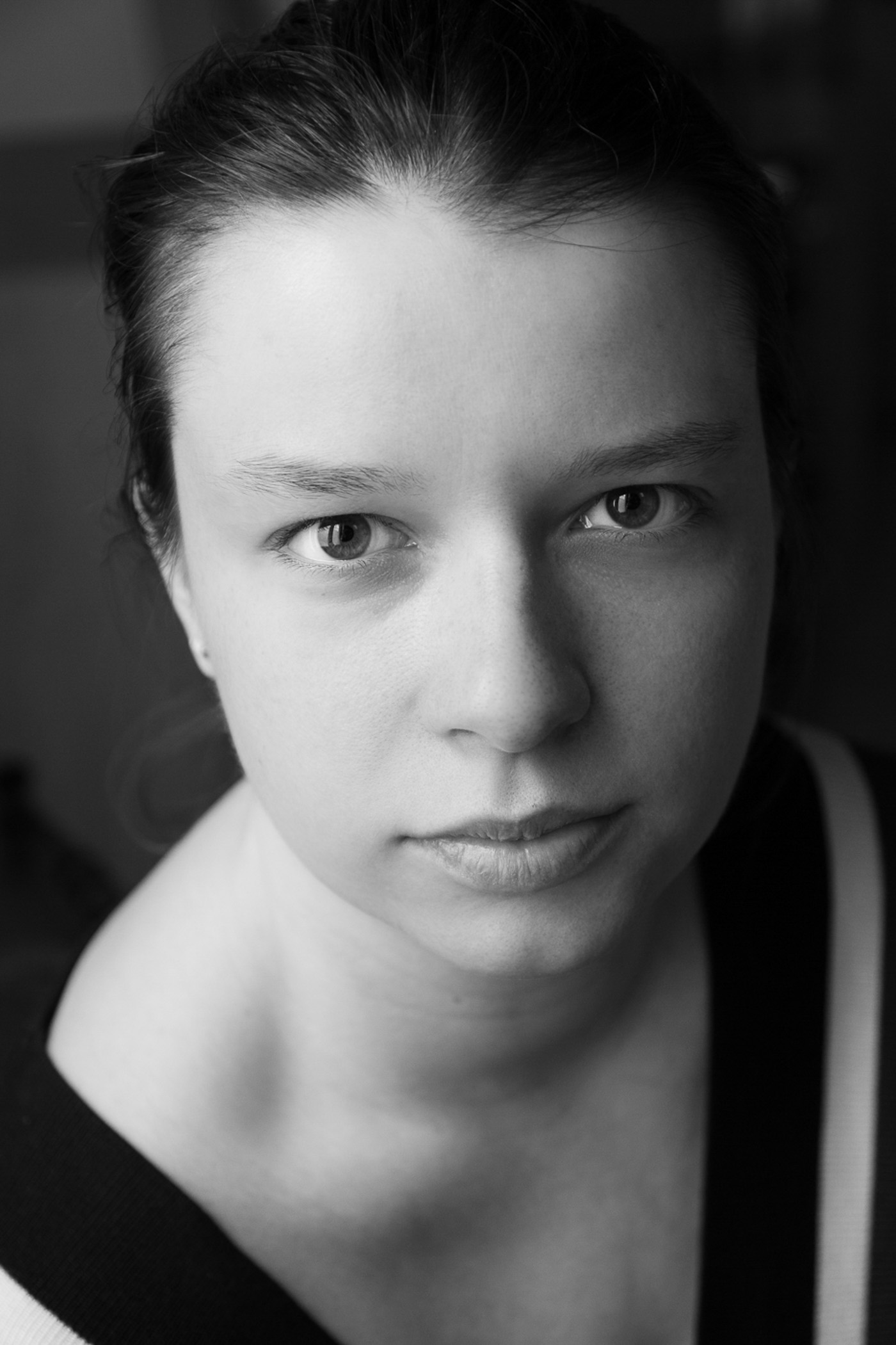 Elien Vervoort - portret retouche