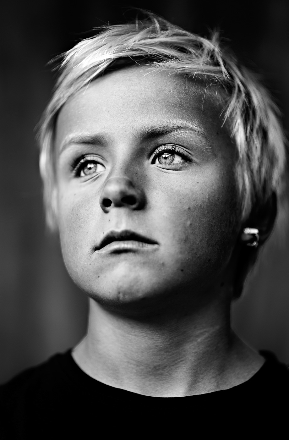 Eddie Clybouw - portret van 1 persoon