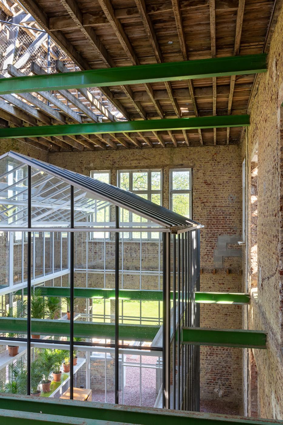 Bart Moens - Architectuur