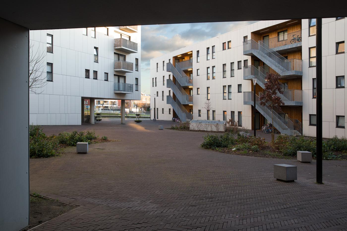 Vincent Defleur - Stedelijke ruimte
