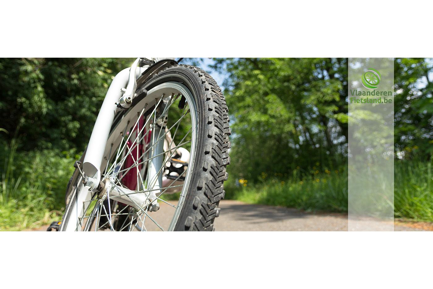 Koen Derweduwe - advertentie fietsroutes I