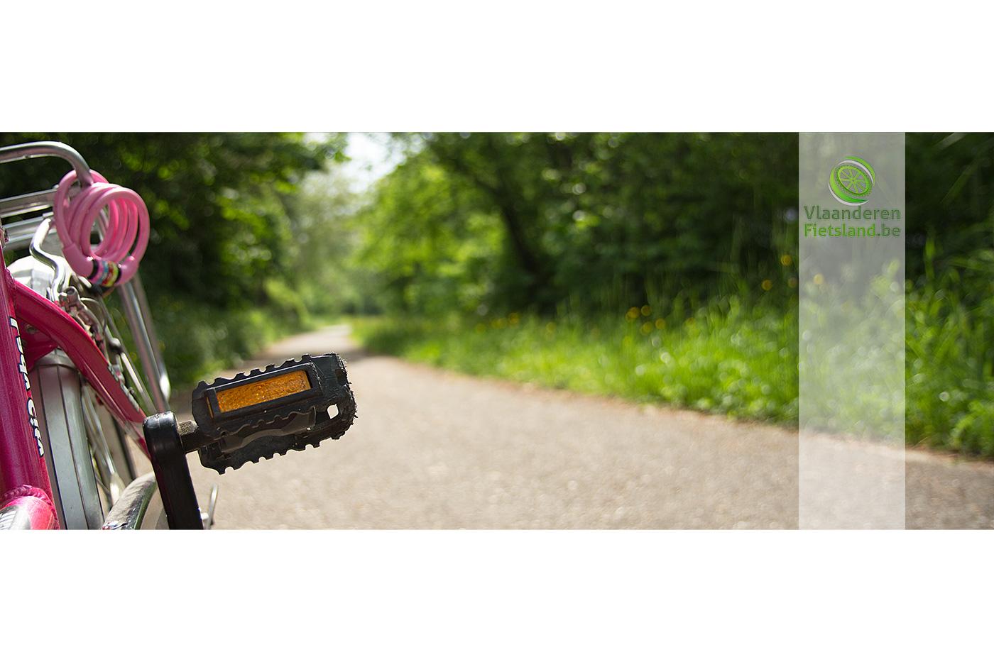 Koen Derweduwe - advertentie fietsroutes II