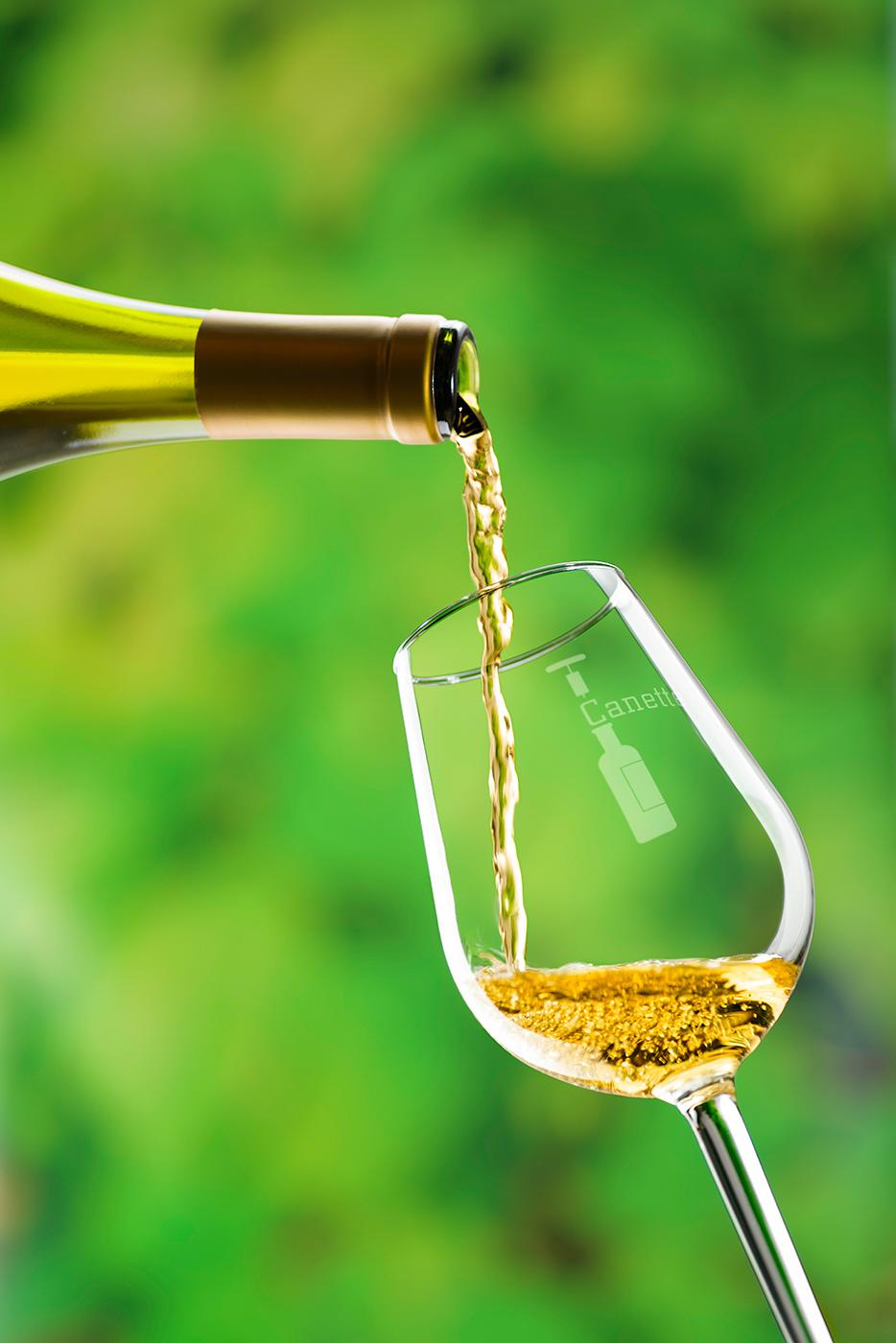 Nicolas Decat -wijnglas