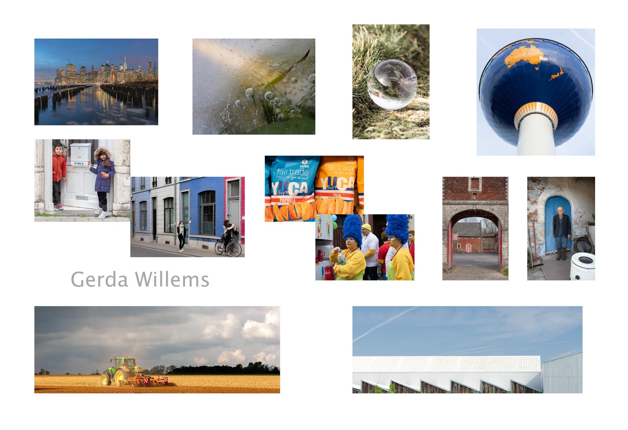 Gerda Willems -kettingopdracht