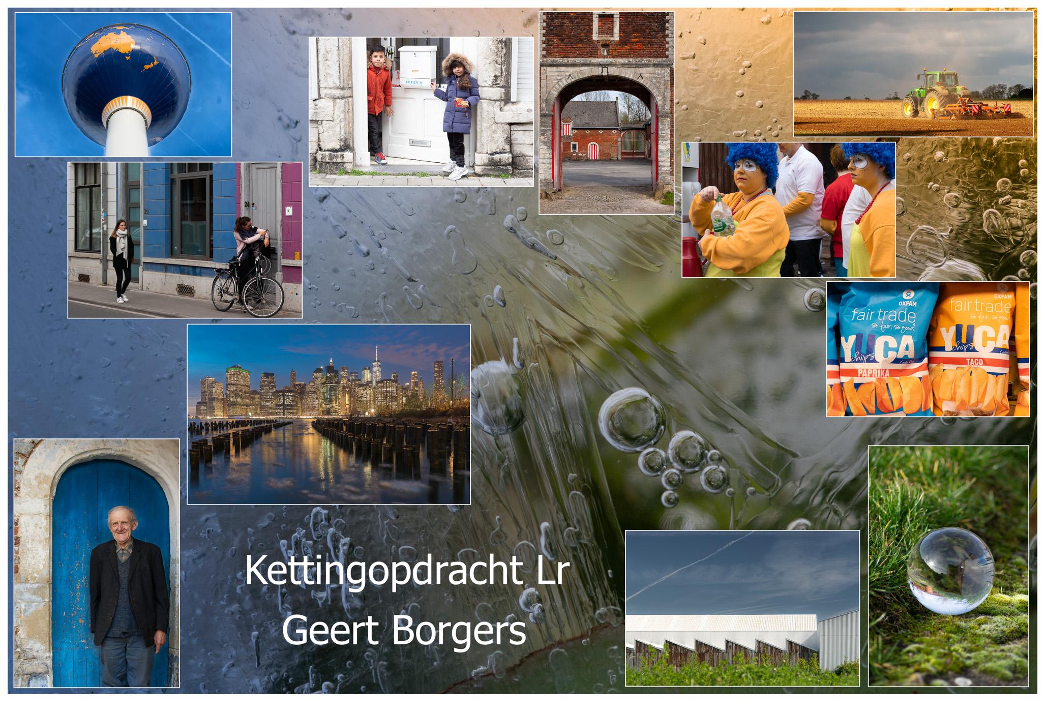 Geert Borgers - kettingopdracht