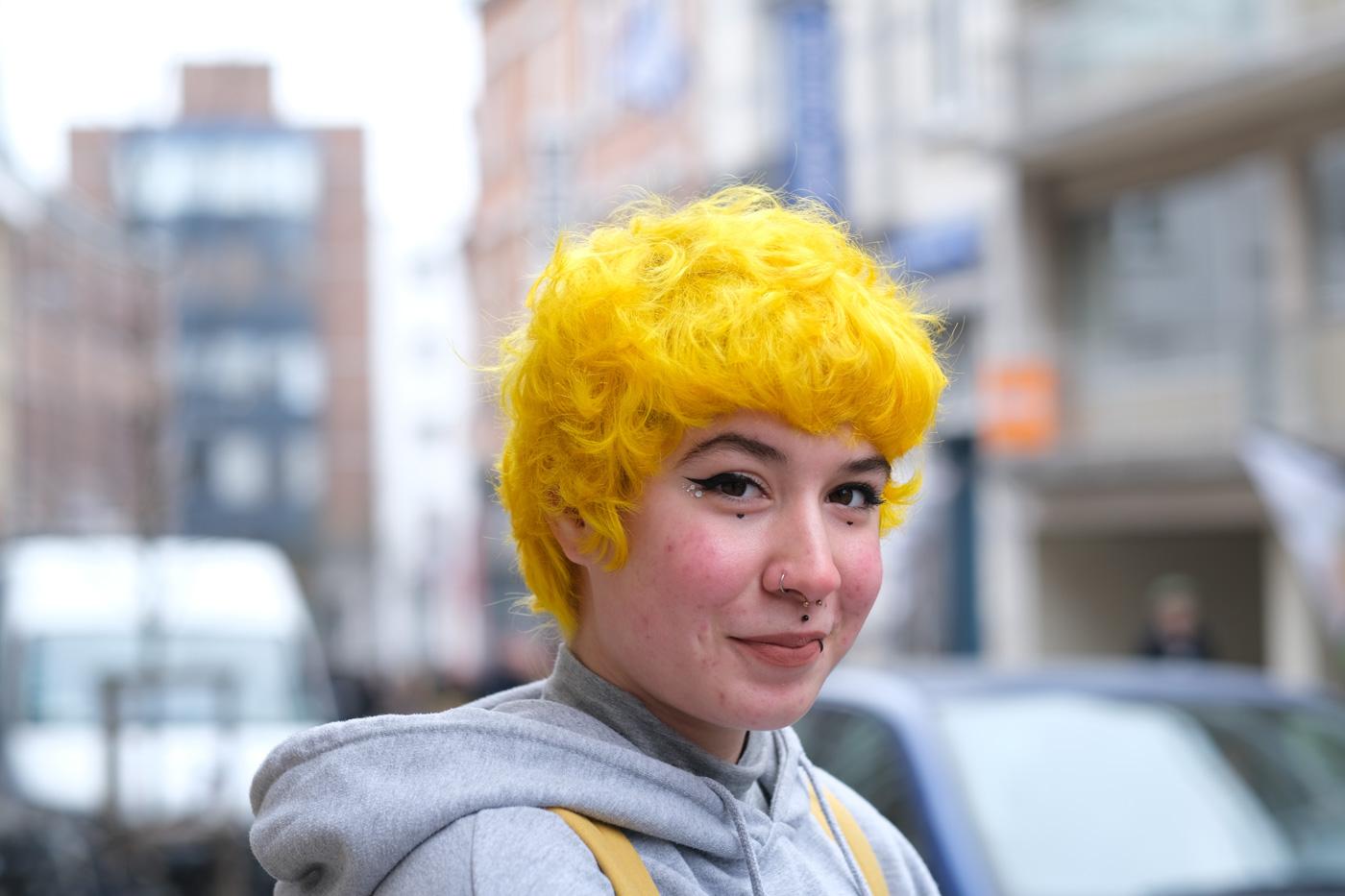 Lilia Azur - Kleur