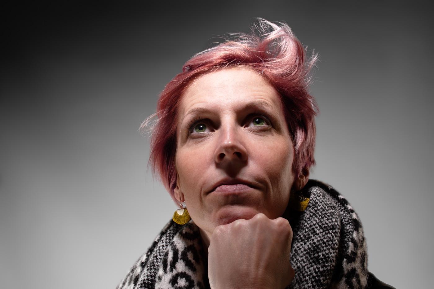 Elise Robben - Portret