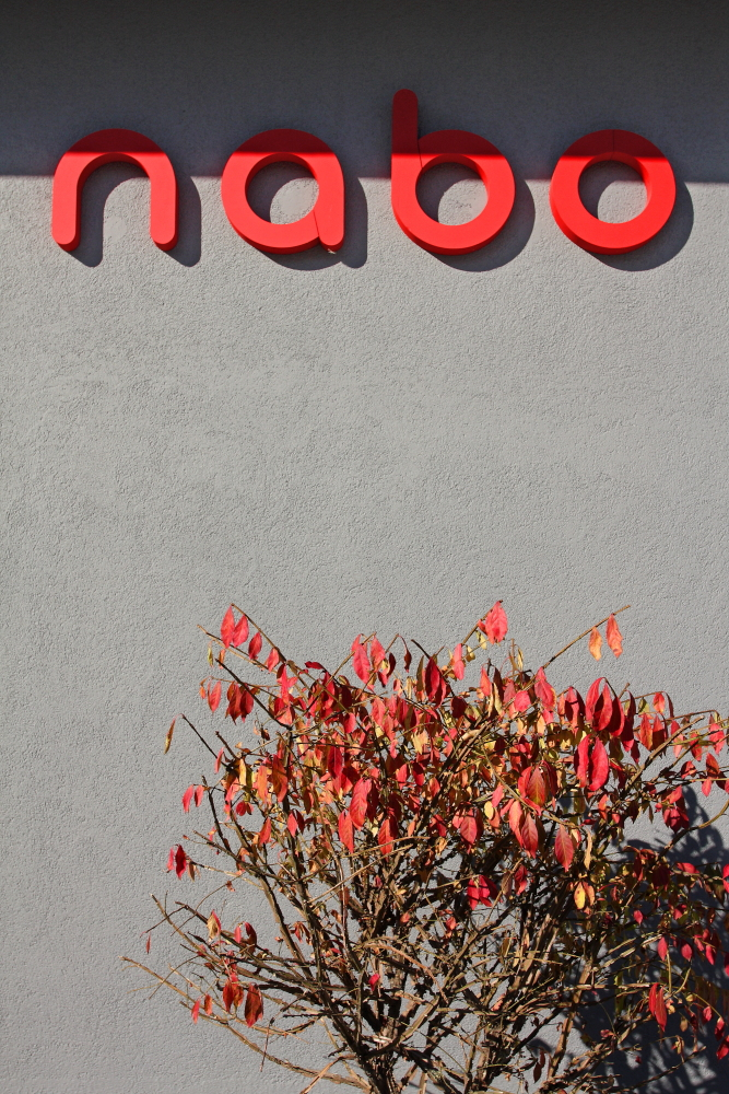 Nabo restaurant in Sadyba