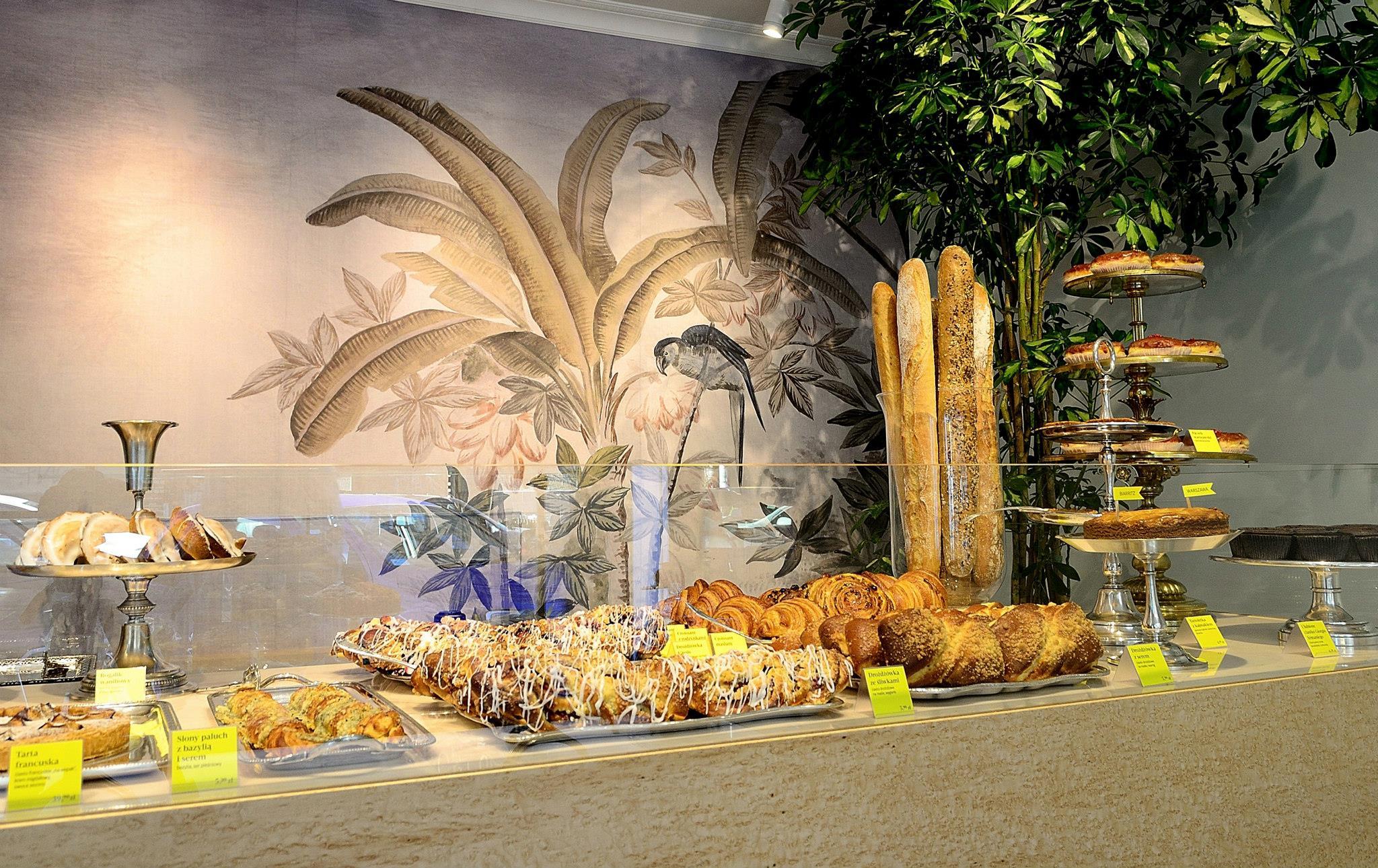 Lukullus pastry interior