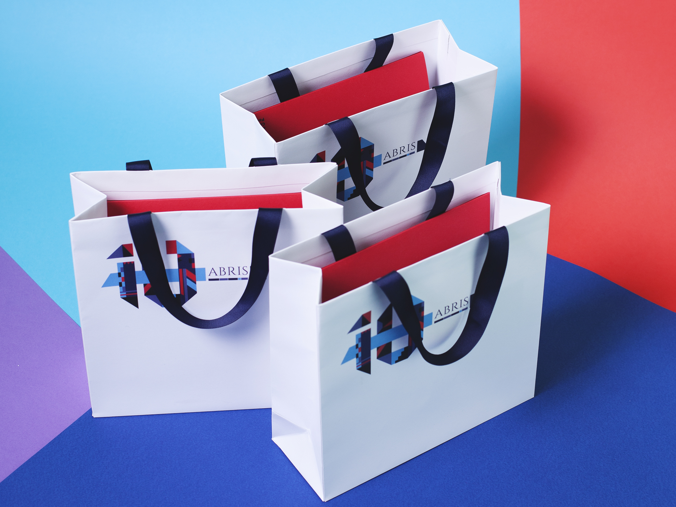 Gift packs for the guests