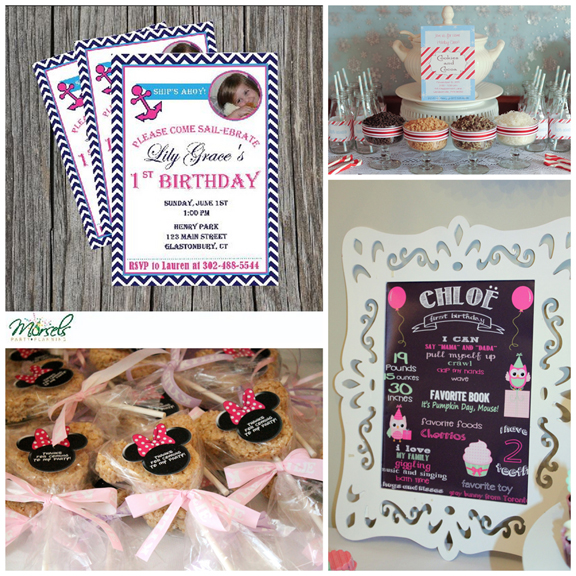 Morsels Party Planning
