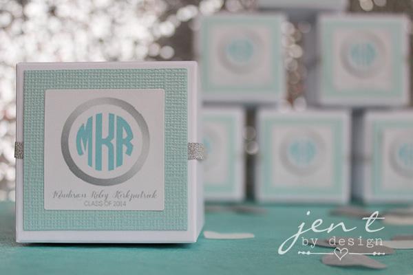 Personalized Graduation Favor Labels - JenTbyDesign.com