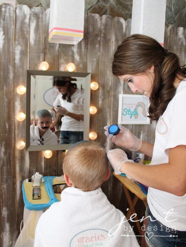 Salon Party - Hair Station
