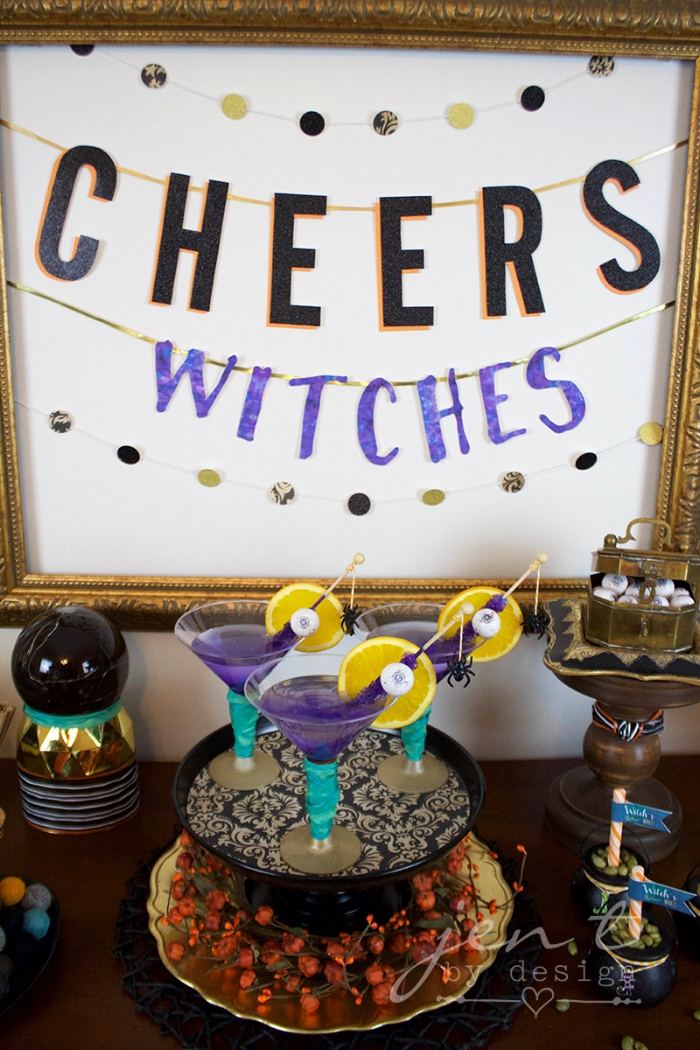 Ghoul's Night In Halloween Party Ideas