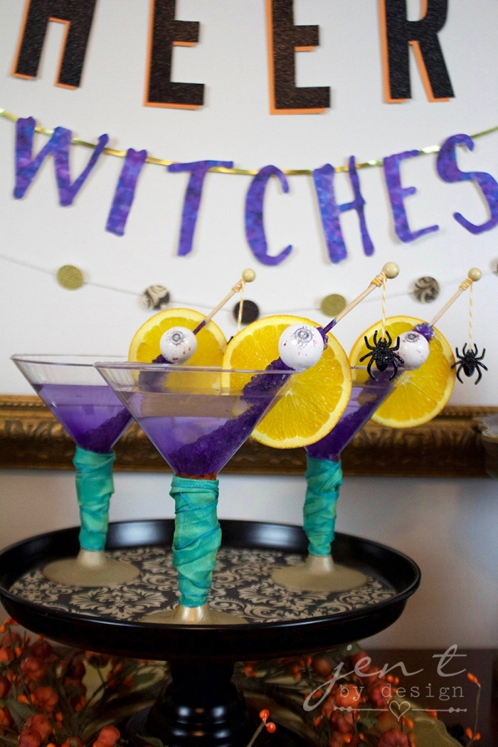 Ghoul's Night In Party - Boos or Booze Party - Witch's Brew Cocktail Party