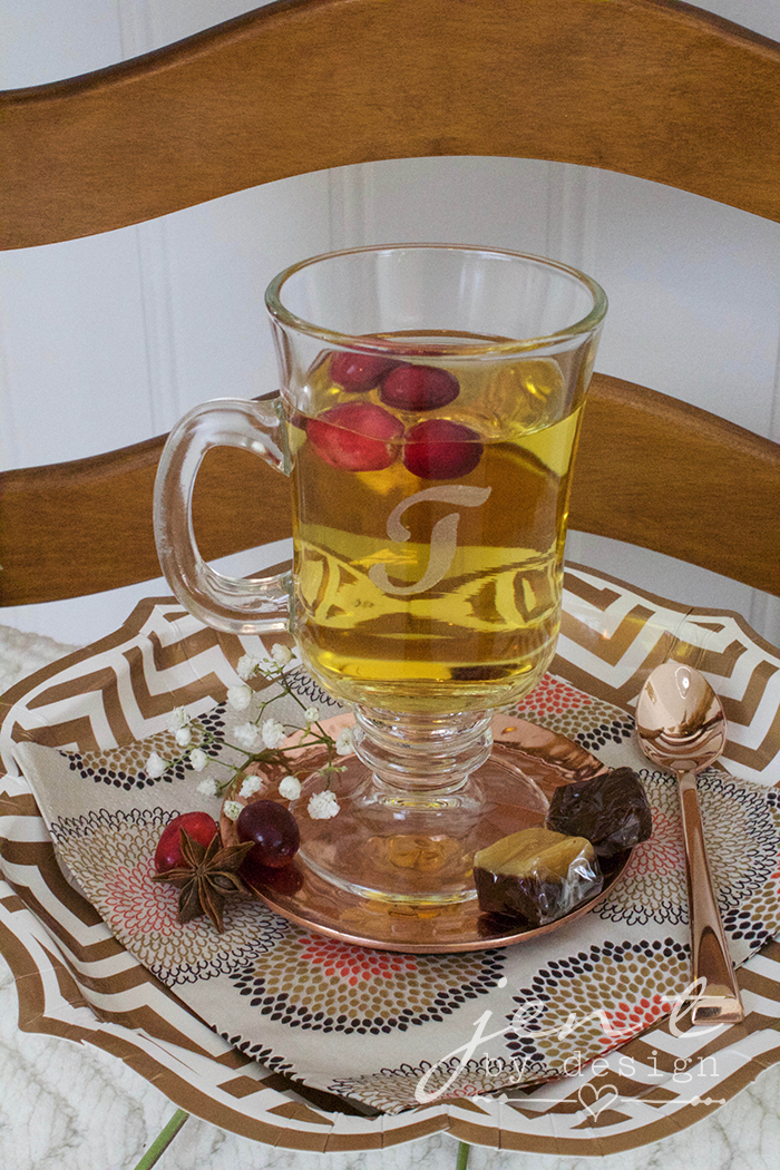Cider and Sweets:  A Thanksgiving Dessert and Apple Cider Bar