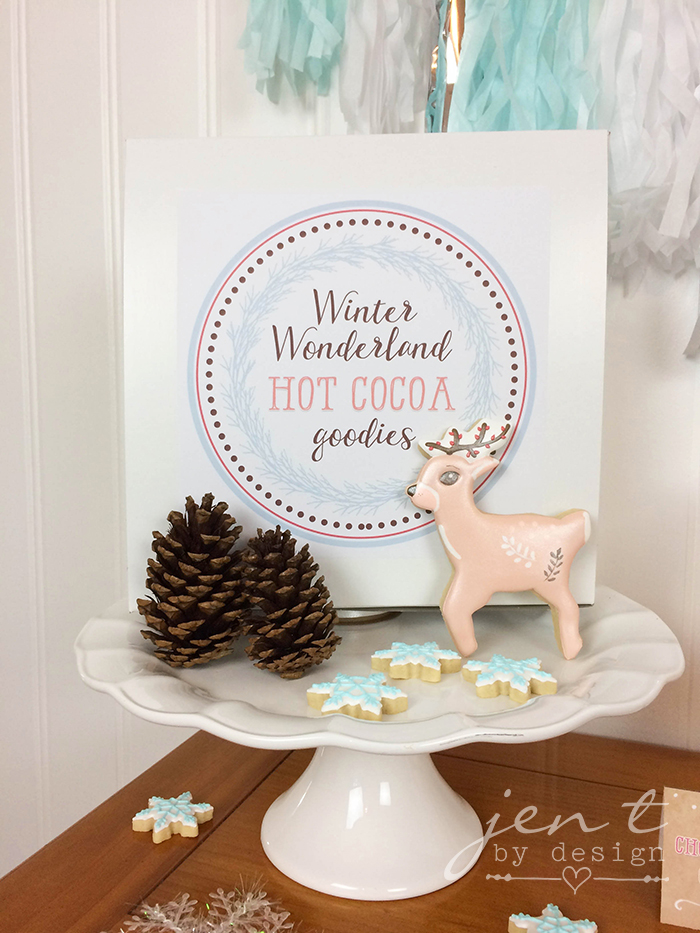 Cookies and Cocoa Gift Set - Jen T by Design