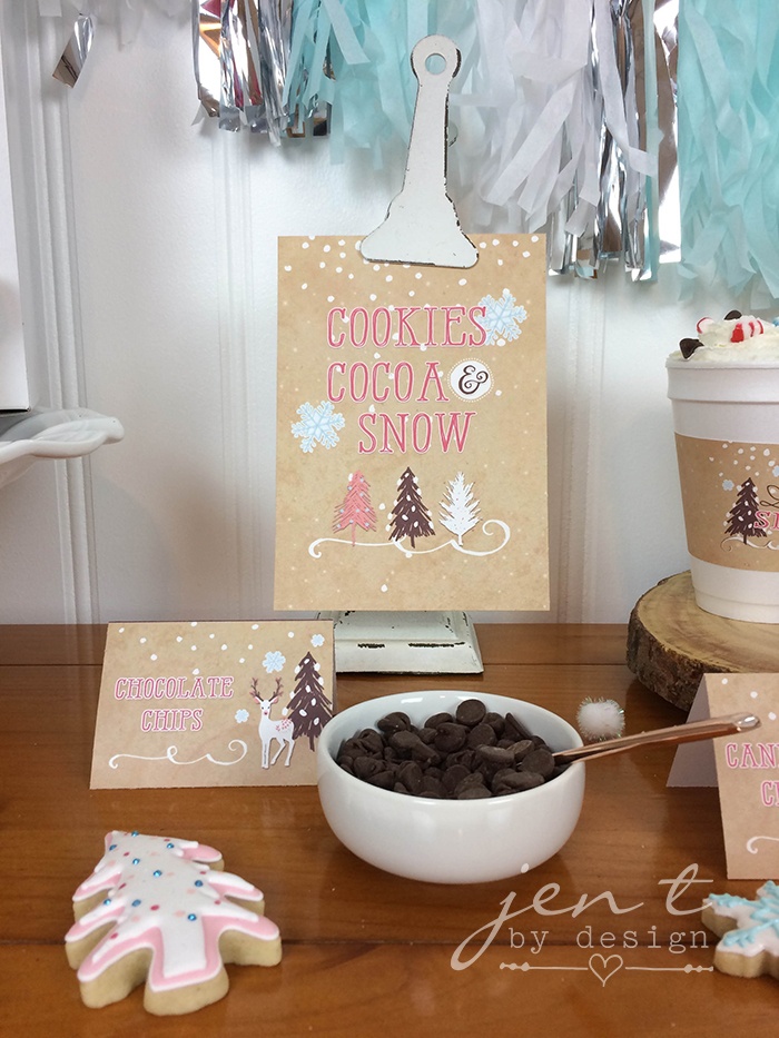 Cookies and Cocoa Gift Sets - Cutest Christmas Gift Ideas