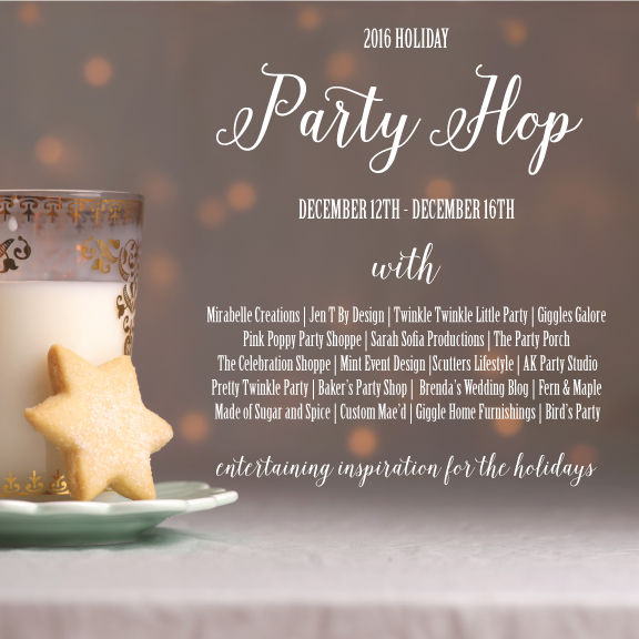 2016 Holiday Party Hop