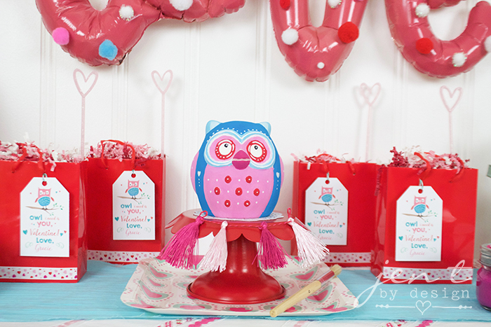 Valentine's Day Party Idea - Owl Ya Need is Love -2