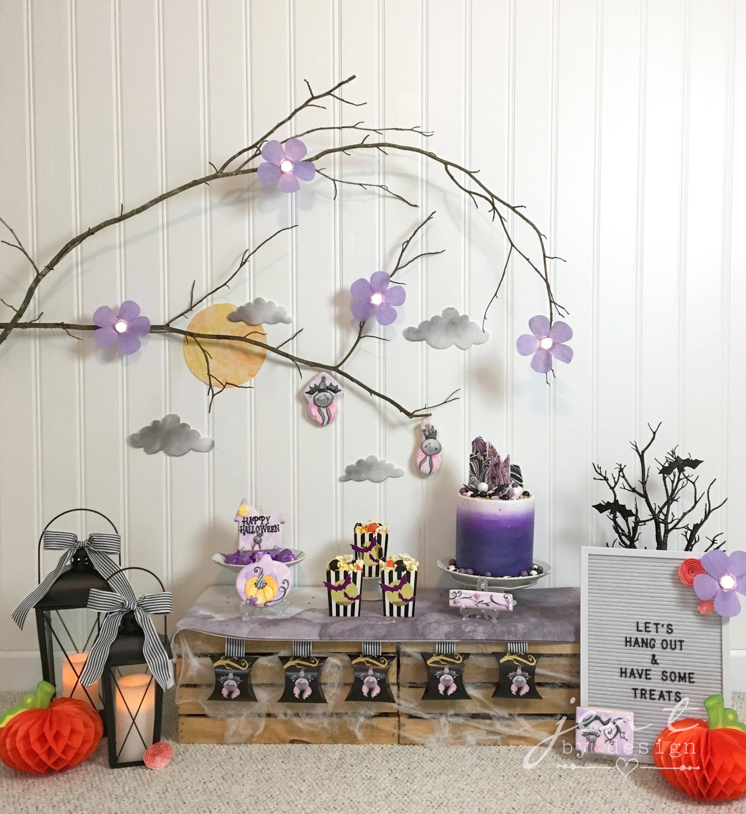 Bat Halloween Party Ideas