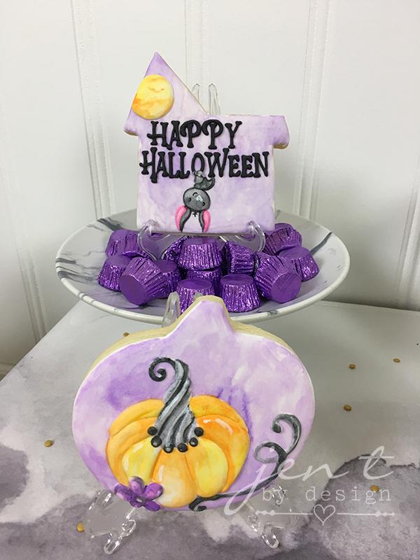 Bat Halloween Party - Halloween Cookies 2 - Jen T by Design.jpg