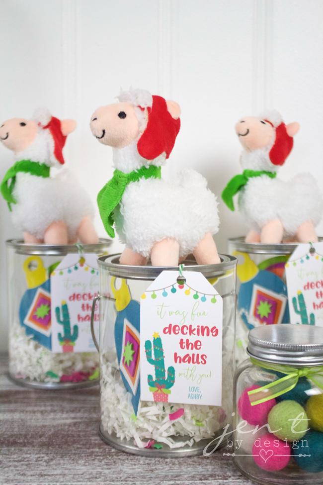 Kids Ornament Decorating Party - Llama Deck the Halls 9.jpg