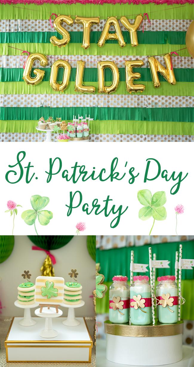St. Patrick's Day Party - Stay Golden.jpg