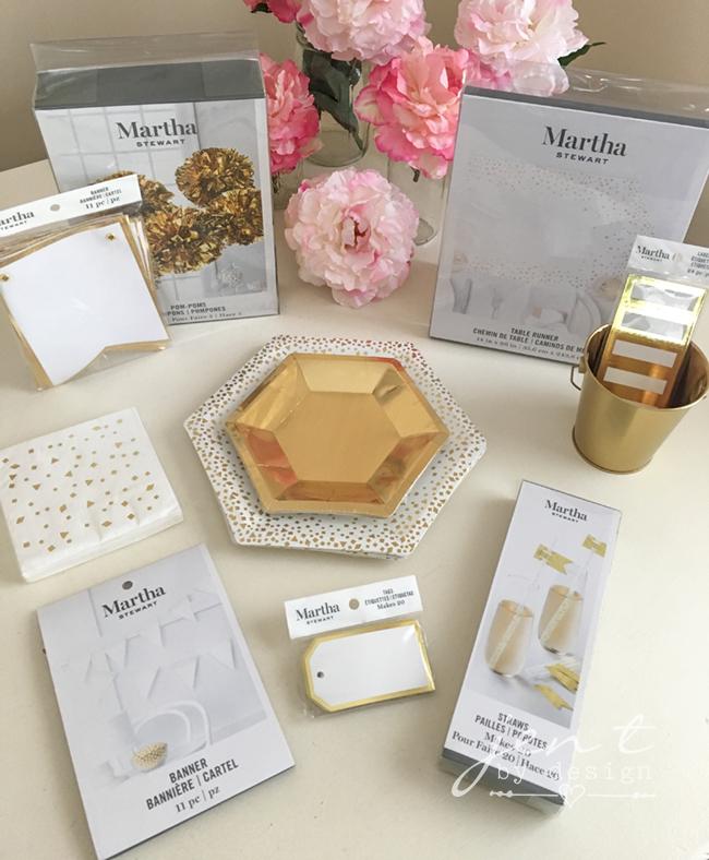Succulent Bridal Shower featuring Cricut, Martha Stewart