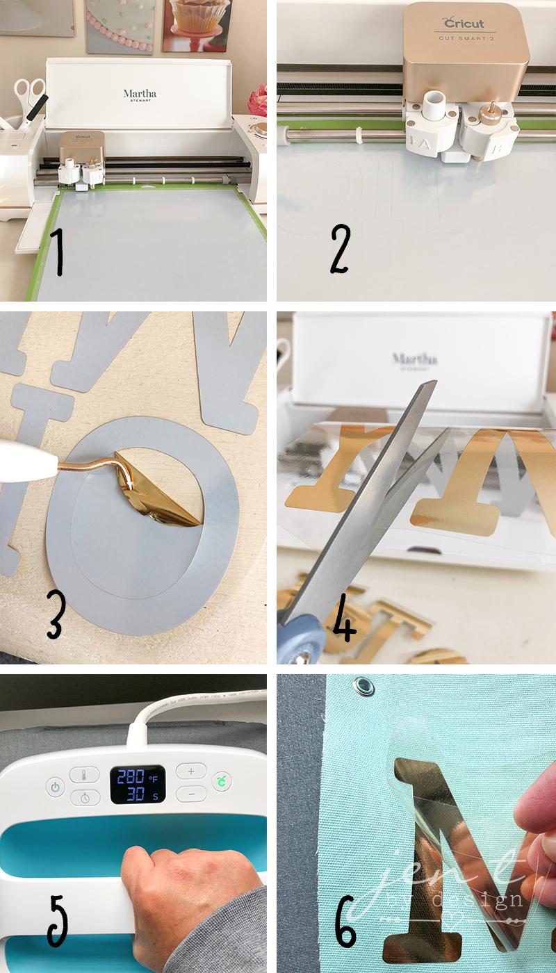 Mint to Be Baby Shower - Jen T by Design #ad #CricutMarthaStewart #MadeWithMichaels #CricutMade #Cricut