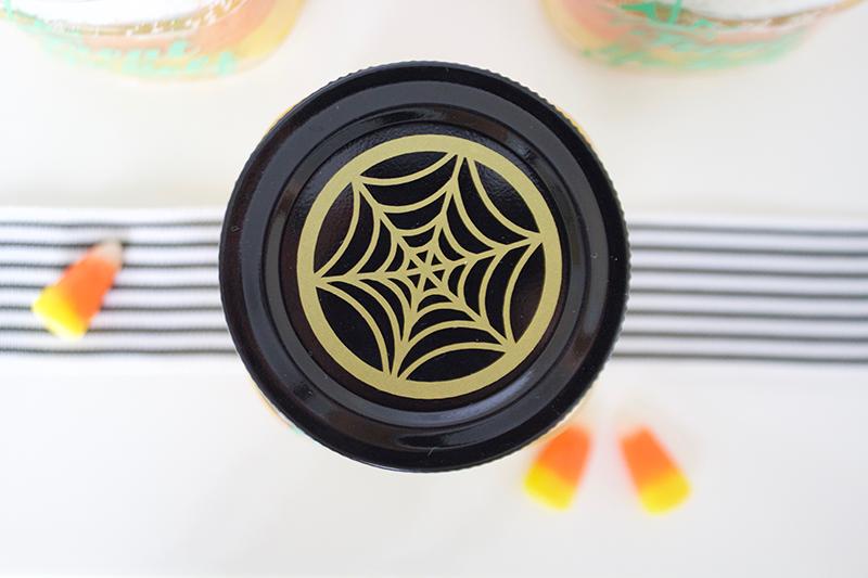 Halloween-Sugar-Scrub-Gift-Idea #CricutMarthaStewart #MadeWithMichaels #CricutMade #Cricut #ad