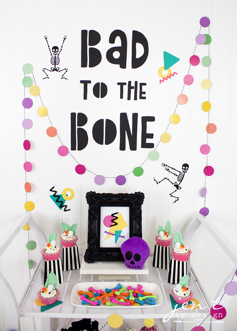 Bad to the Bone 80s-Inspired Halloween Party 1.jpg