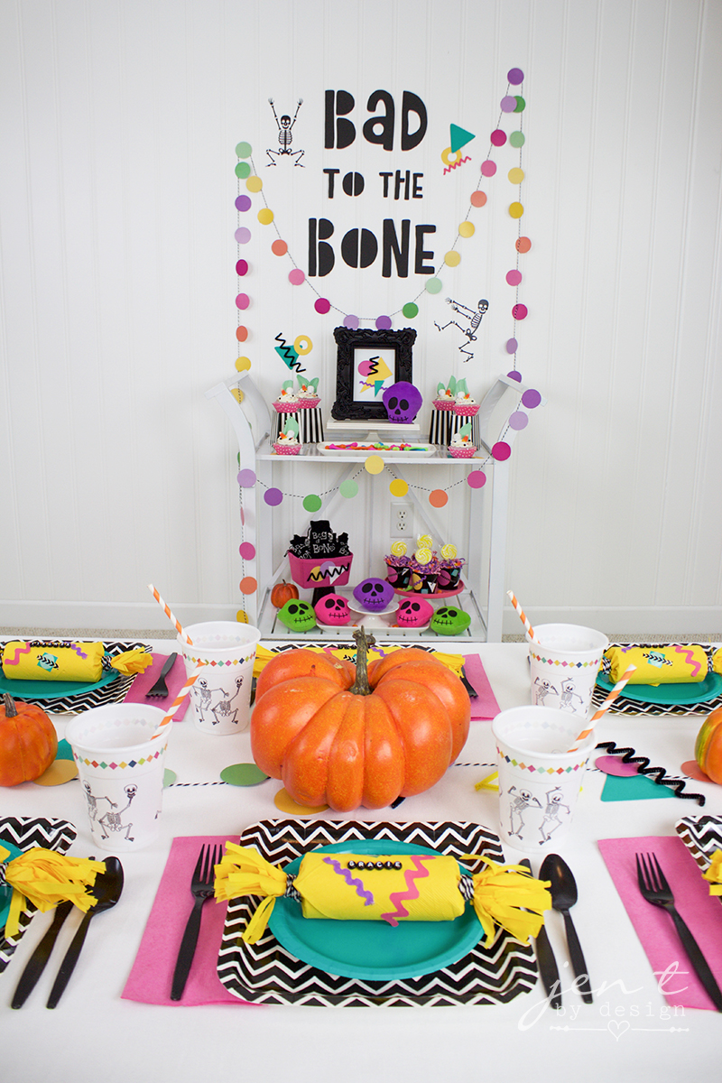 Bad to the Bone 80s-Inspired Halloween Party 2.jpg