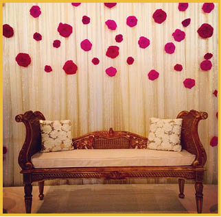 Design your dream wedding with us.