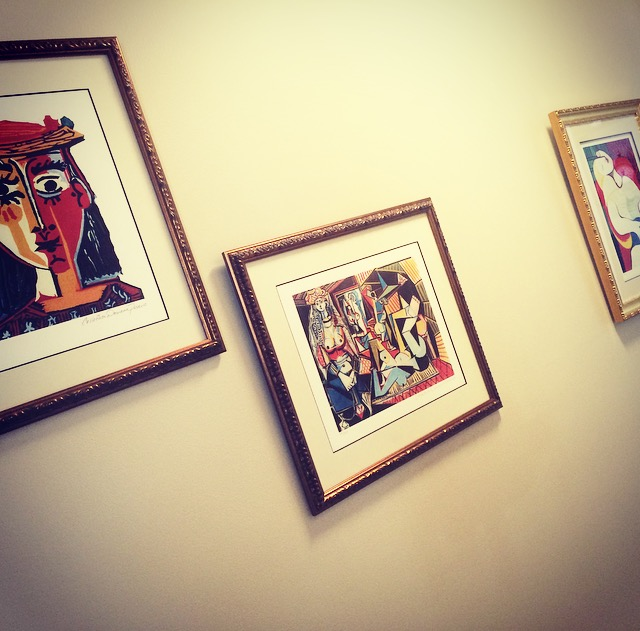 My art collection