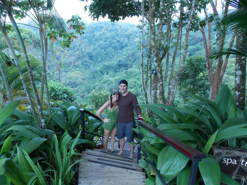 2013 Honeymoon in Costa Rica