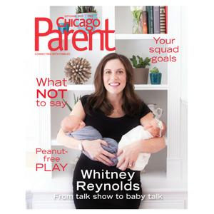 Whitney Reynolds Chicago Parent Magazine